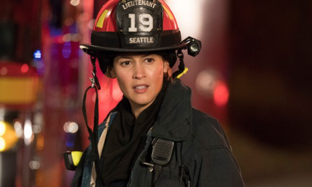 Station 19, el spinoff de Grey's Anatomy!!