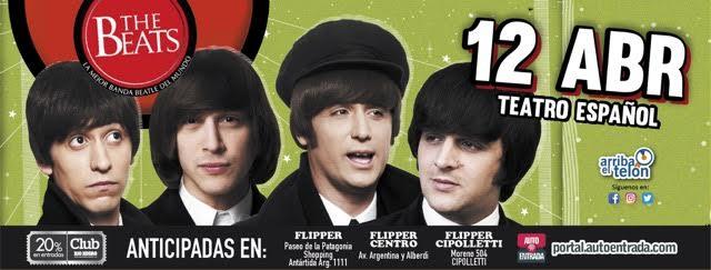 """""""The Beats"""" en Neuquén!!!"""