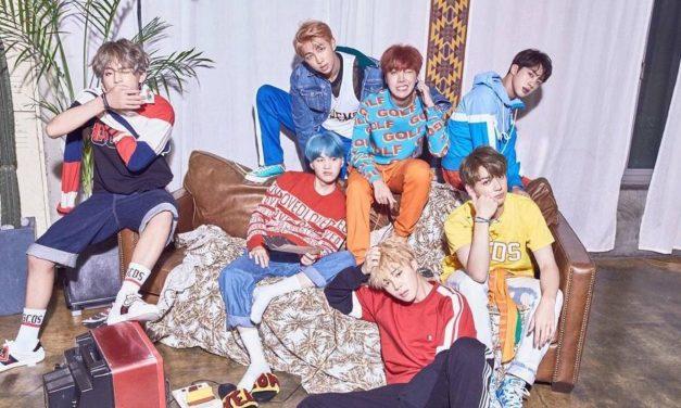 BTS sigue sorprendiendo!