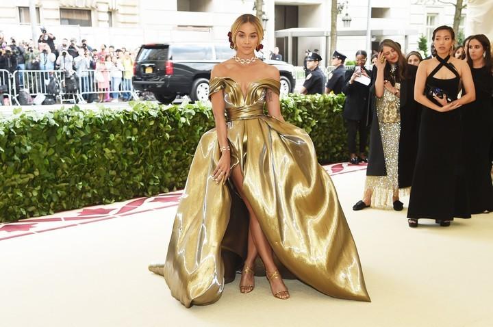 Las Mejores vestidas de la Met Gala!