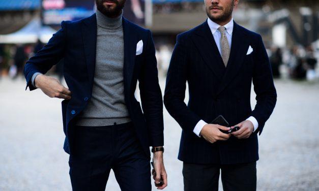 Hombres. Como vestirse segun la forma de su cuerpo
