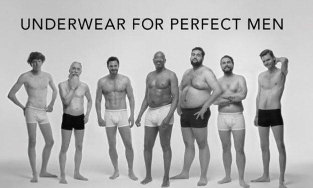 Una campaña de ropa interior inclusiva!