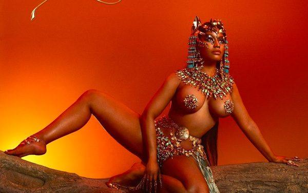 AL fin podemos escuchar lo nuevo de Nicki Minaj!