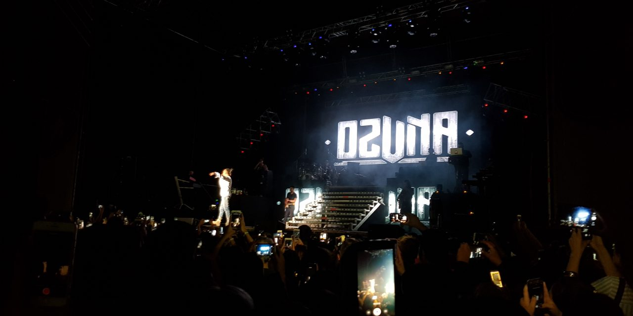 Ozuna en Neuquén!