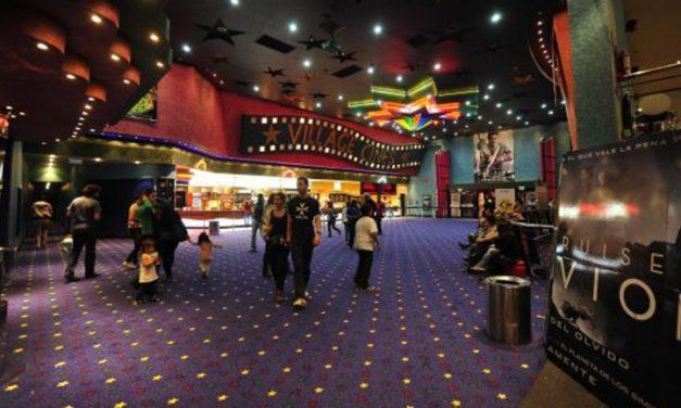 Se viene el Cine 4D a Neuquén!