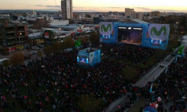 Movistar Fri Music en Neuquén!!!