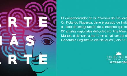 "La Legislatura presenta la muestra colectiva ""Arte mas Arte"""
