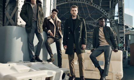 Los hombres también son fashionistas