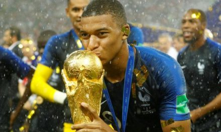 Francia Campeón Mundial!