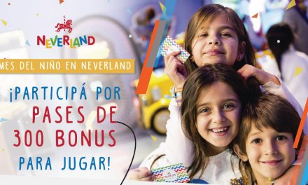 Mes del niño en Neverland Portal Patagonia!
