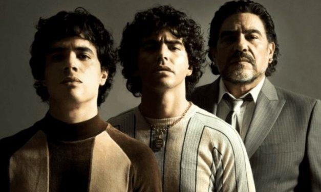 La serie de Maradona!!