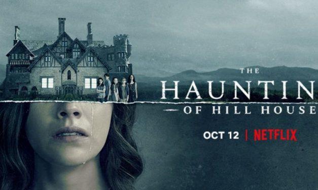 La maldición de Hill House!