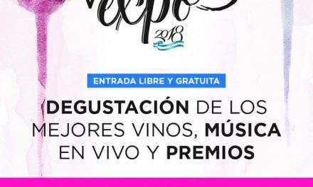 Expo Vinos 2018 en el Portal Patagonia!