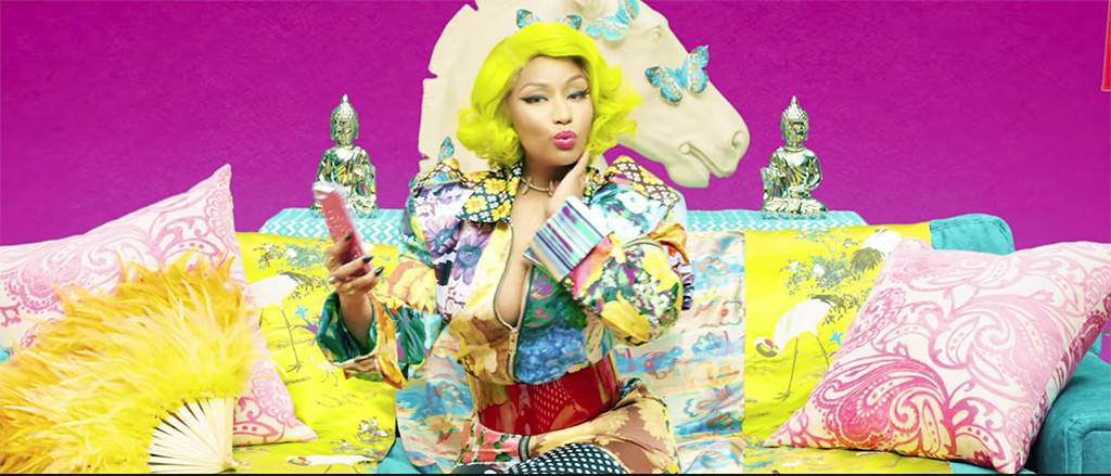 Nicki Minaj no deja de ser noticia!