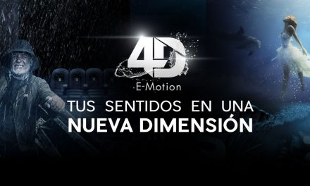 Nueva Sala 4D, Village Cines Neuquén!