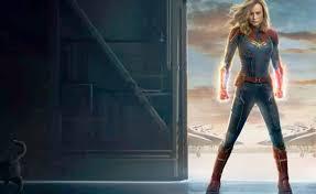 El nuevo tráiler de Captain Marvel !!!