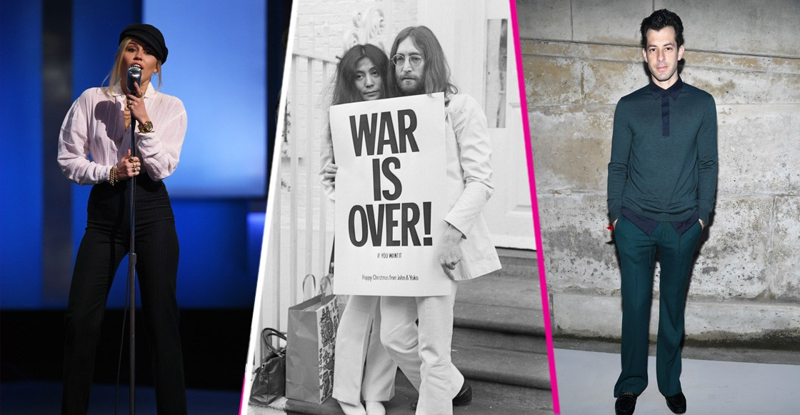 """War Is Over"""
