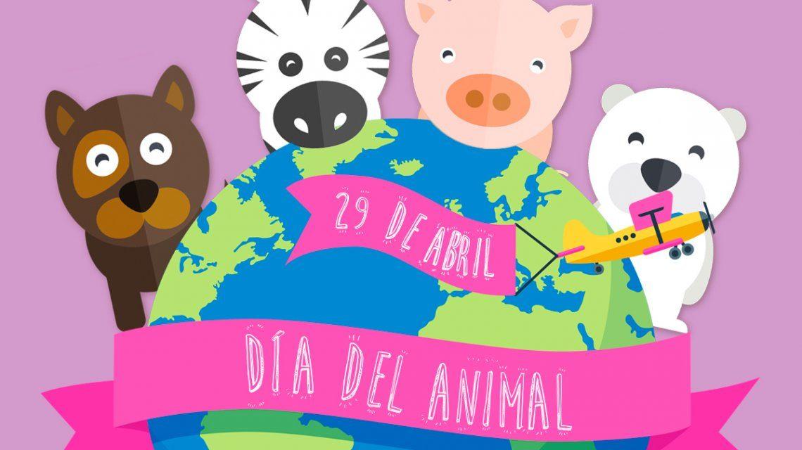 ¡¡¡Día del animal en argentina!!!