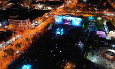 Pasó el Movistar Fri Music por Neuquén, impactante !!