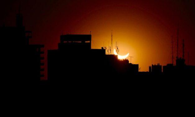 El próximo eclipse de sol será en diciembre de 2020!!!