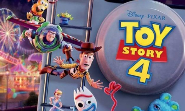 Toy Story rompiendo records!