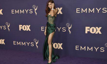 Las Mejores vestidas Emmy 2019!