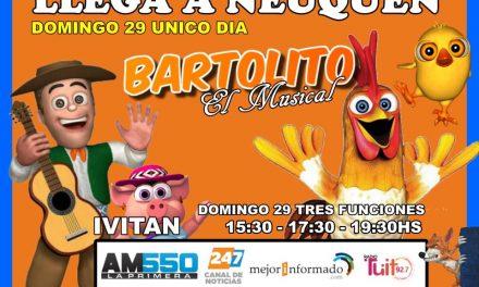 El Musical de Bartolito!!!