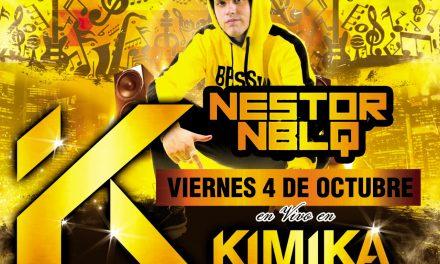 Nestor en Bloke en Neuquén!