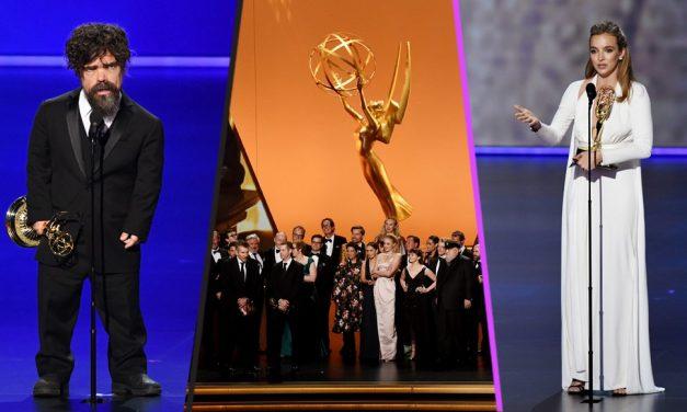 Los ganadores de los Emmy 2019!