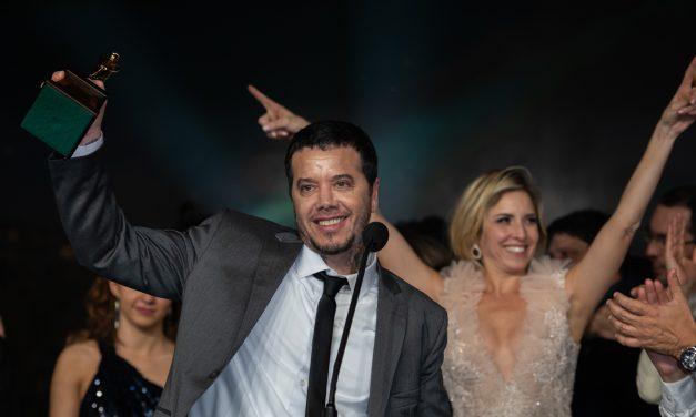 Sebastian Ortega disfrutando de gran éxito!