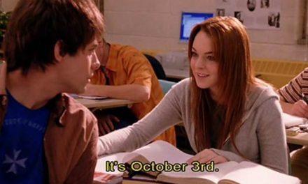 ¡Feliz 3 de octubre a todos!