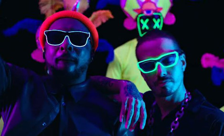 Black Eyed Peas con J Balvin!