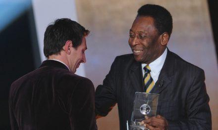 Messi es más grande que Pelé!