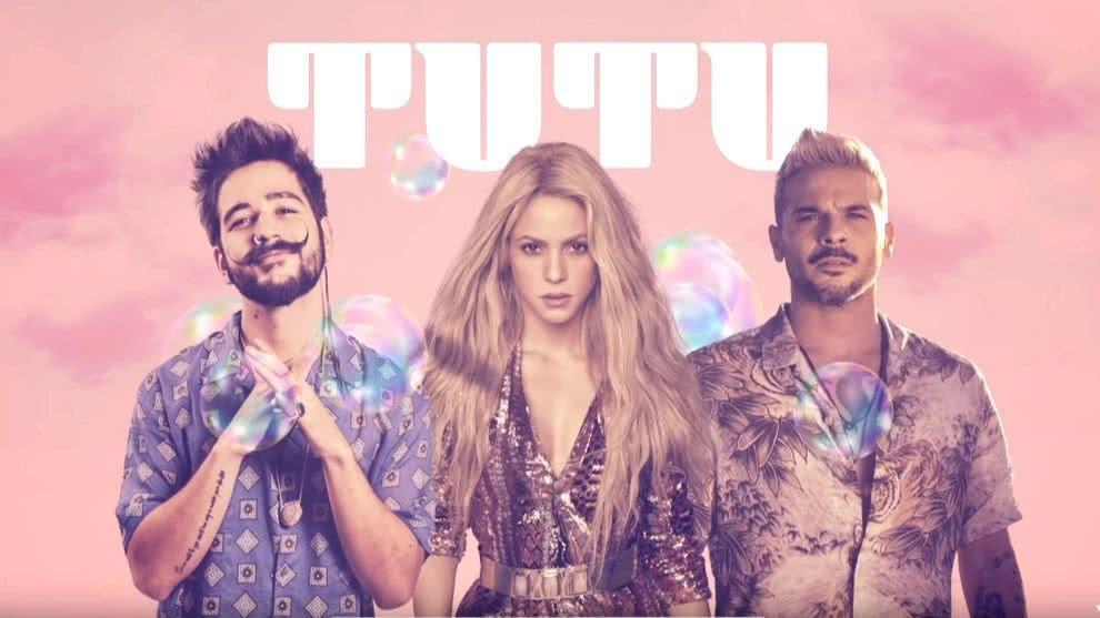 «Tutu» feat. Shakira