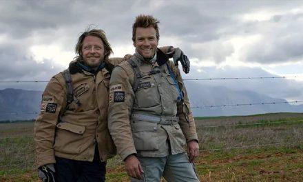 Ewan McGregor en Zapala!!!
