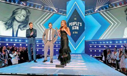 Los Ganadores de los People's Choice Awards!