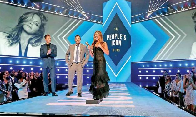 Los Ganadores de los People's Choice Awards!