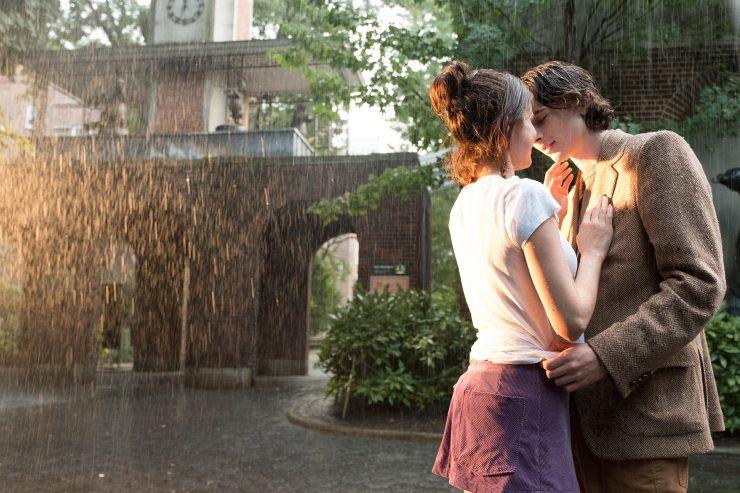 """""""Un día lluvioso en Nueva York"""""""