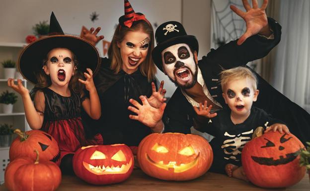 Los mejores disfraces de Halloween!!!