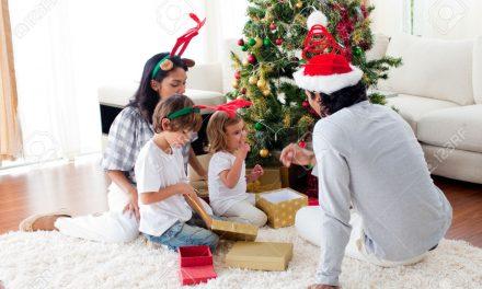 Ya armaste tu Arbolito de Navidad?