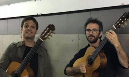 Rodrigo de la Serna sorprendió en el Subte!!!