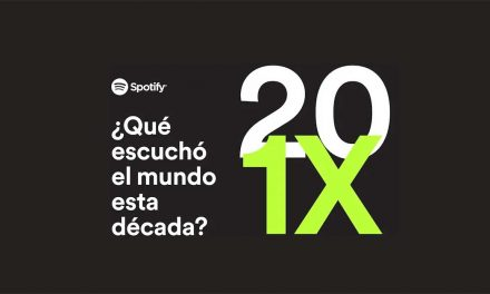 Resumen del año de Spotify!