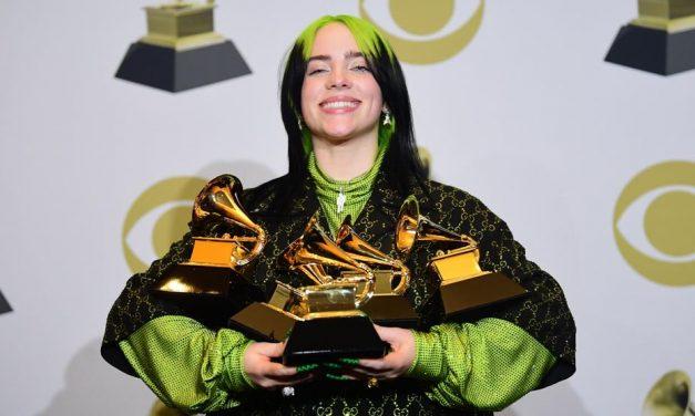 Ganadores de los Grammys 2020!