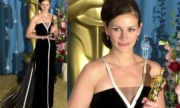Los mejores looks de los Oscars a través de los años!