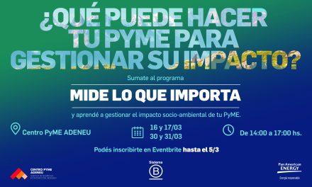 Convocan a programa gratuito sobre empresas de triple impacto