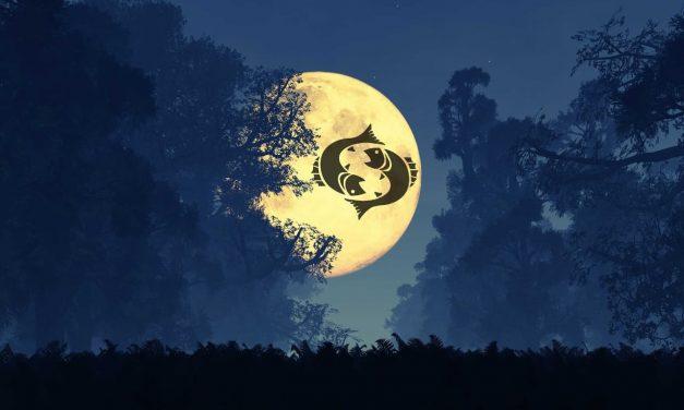 Luna llena en Virgo y Sol en Piscis