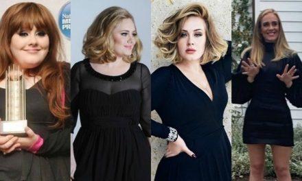 El Gran Cambio de Adele!