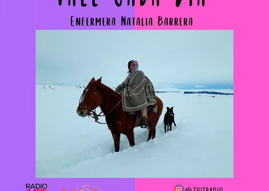 Desde Manzano Amargo, enfermera en la nieve