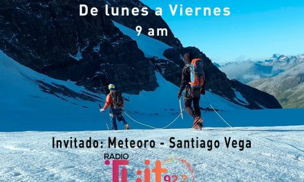 La montaña, escalada, Aconcagua según Meteoro