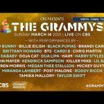 Este domingo los Premios Grammy